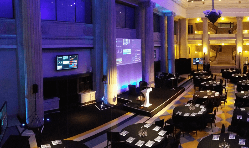 Banking Hall – Central London venue hire