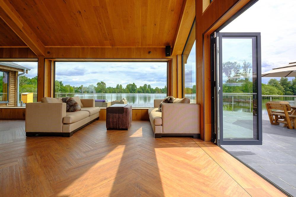 amber lakes open plan view