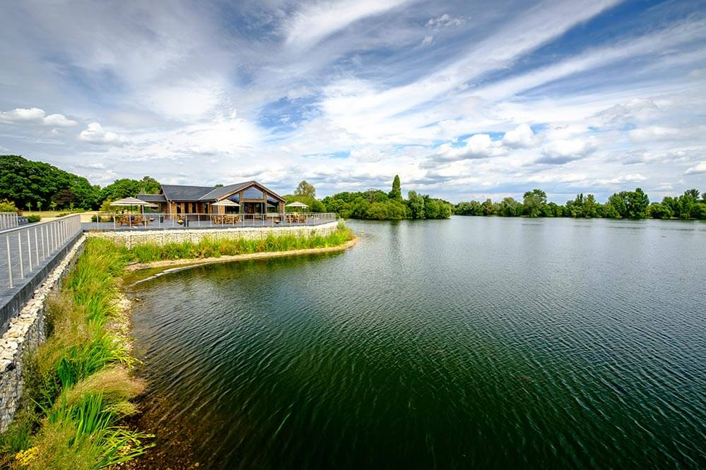 amber lakes, team building venues