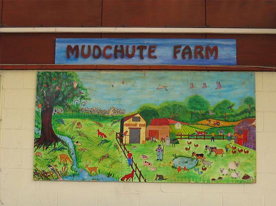 mudchute park farm