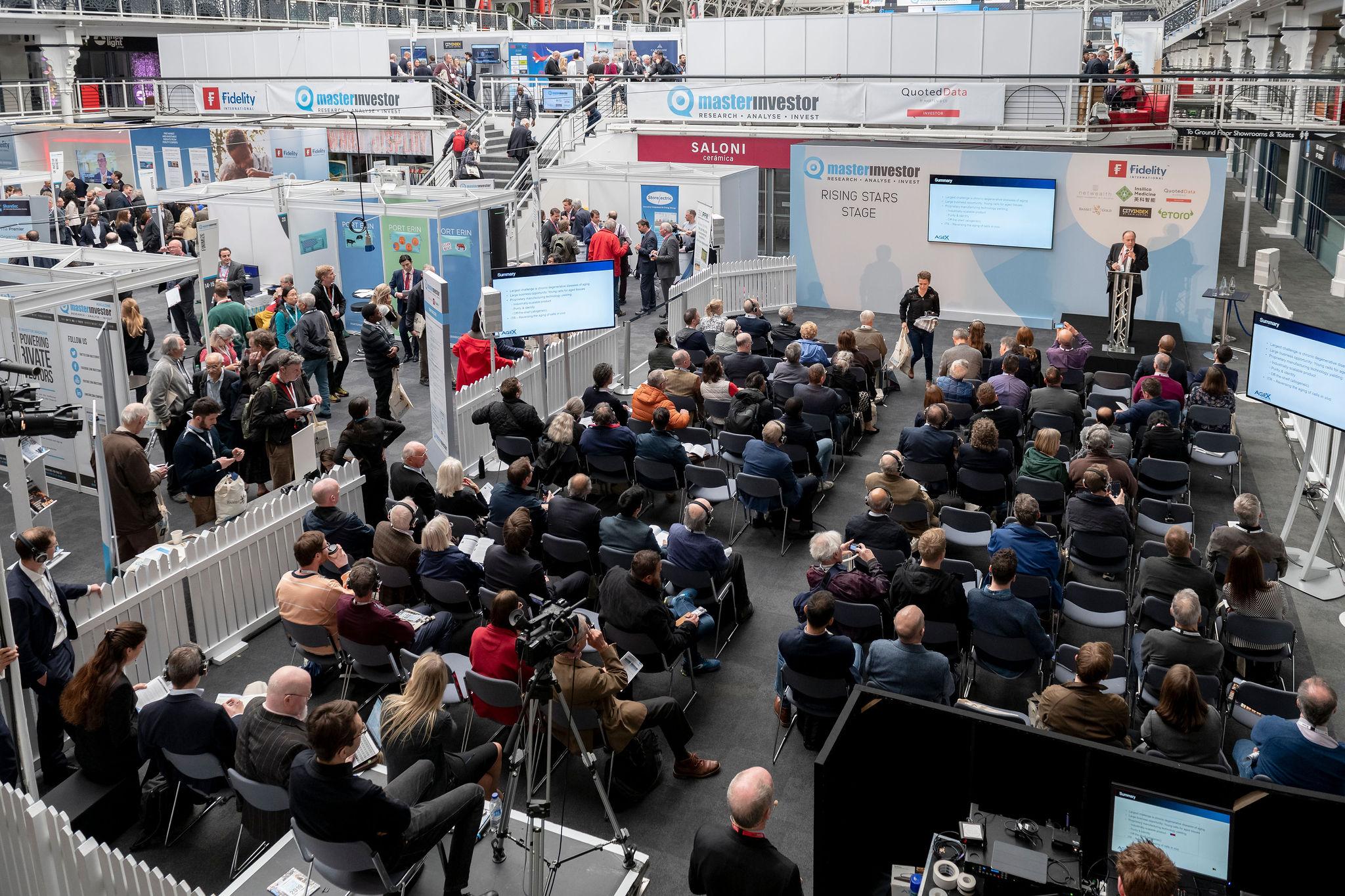 Business Design Centre in Islington, live event
