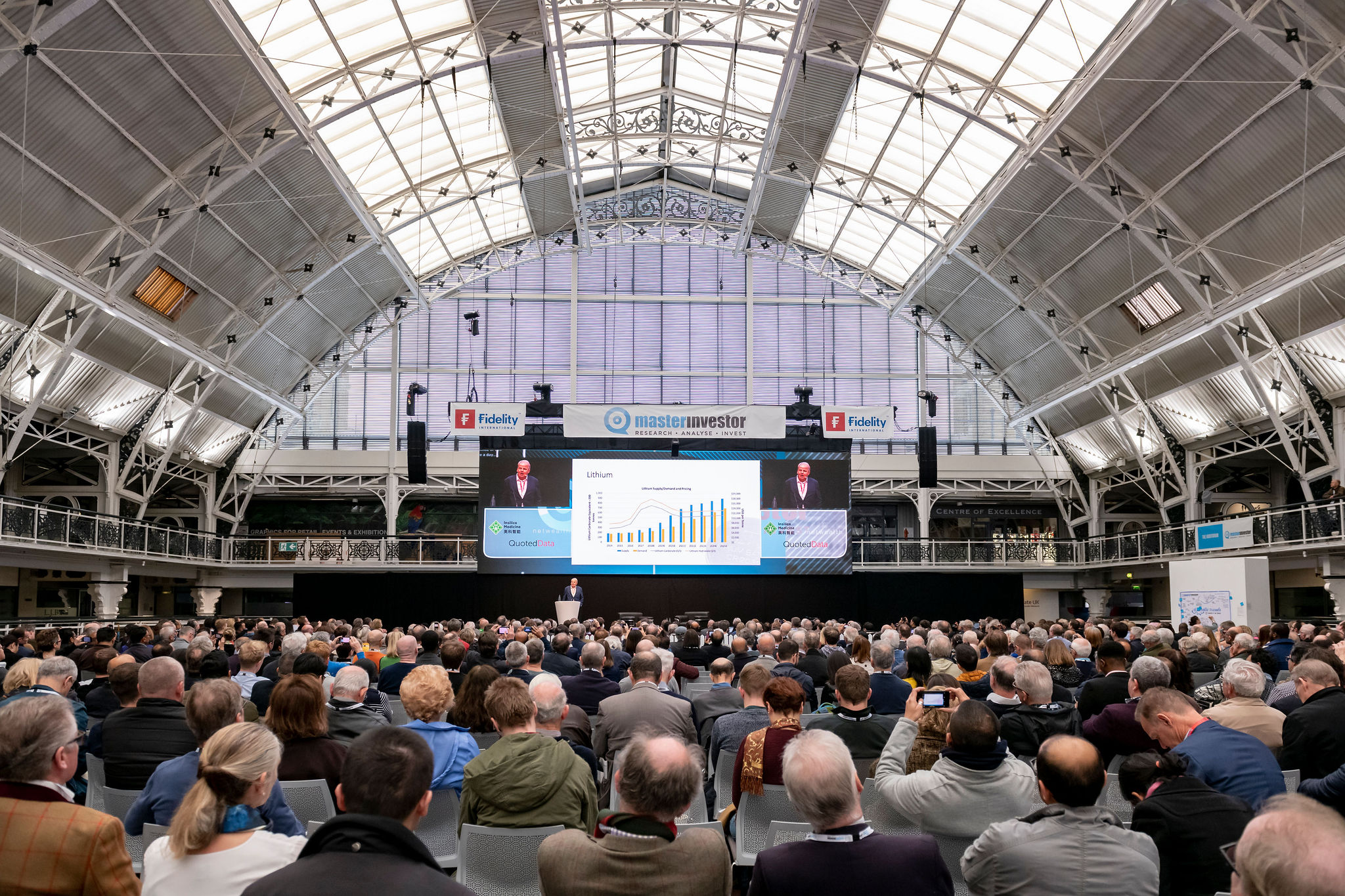 annual Conference and Exhibition Islington , live event