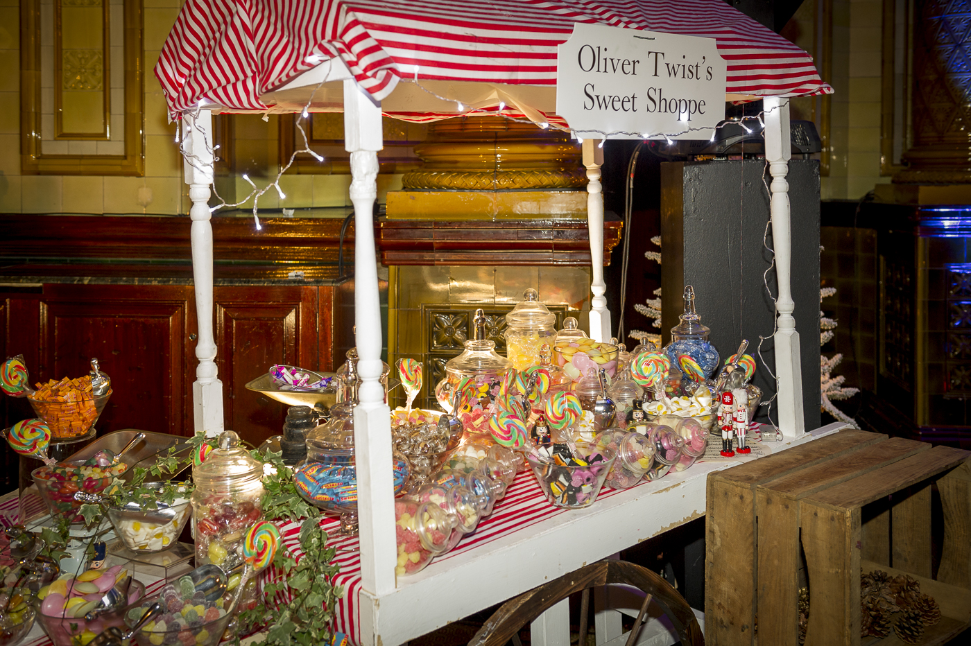 Dickensian Street Fair, conference management