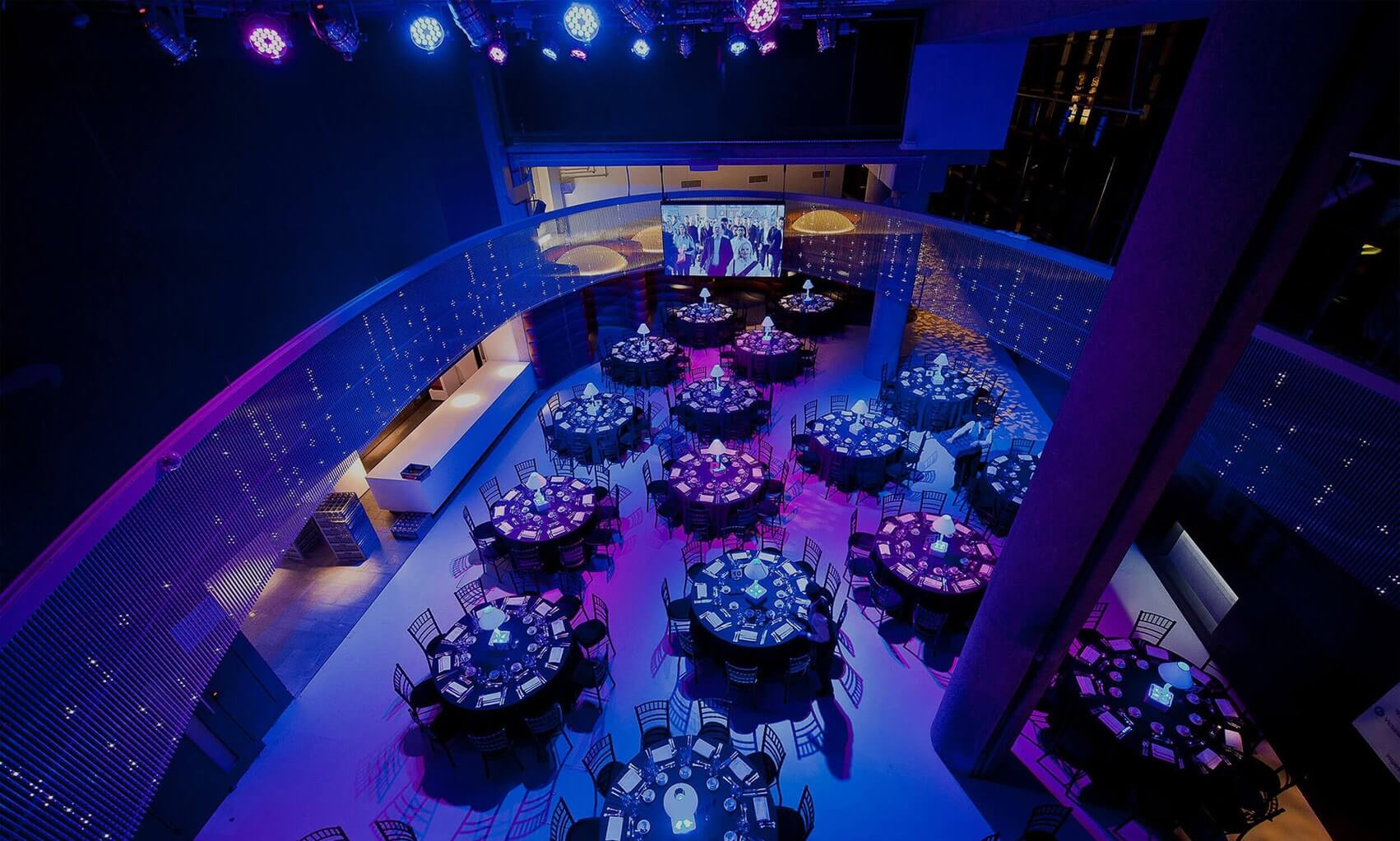 From Free Venue Finding to complete Event Management