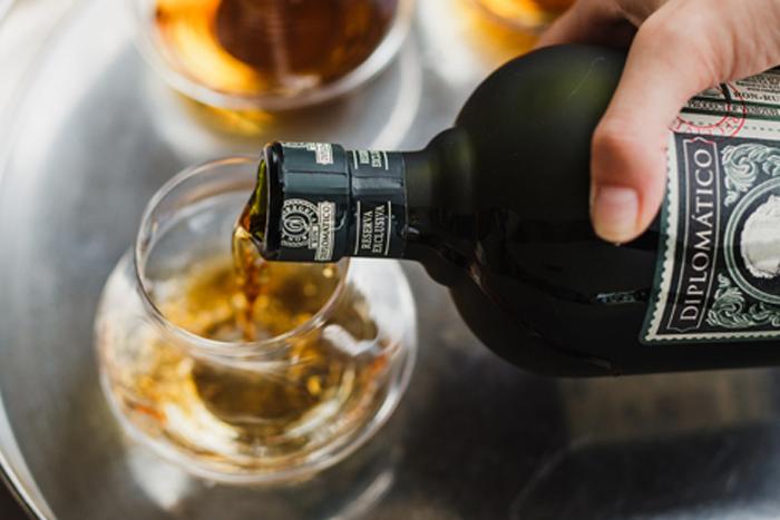 rum tasting virtual activity